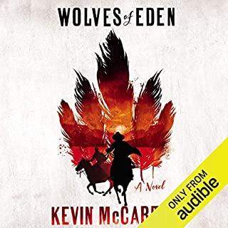 The Wolves of Eden audiobook cover art