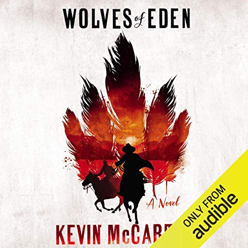 The Wolves of Eden audiobook cover art