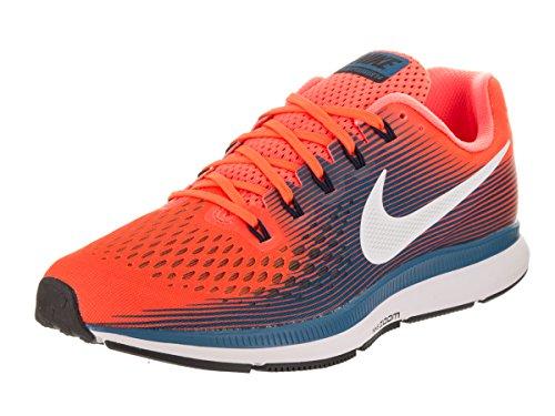Nike Air Zoom Pegasus 33 naranjaazul Zapatillas para