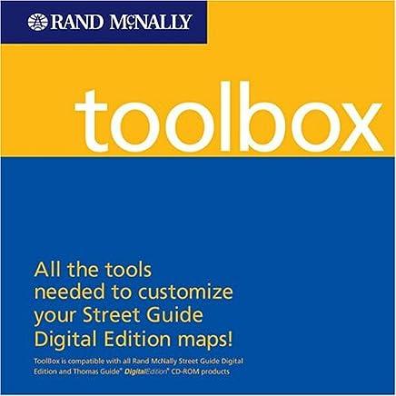 Rand Mcnally Tool Box