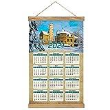 Liechtenstein Schloss Drucken Sie Poster Wandkalender 2021