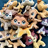 lps collie supries pack, come with 3pcs random collie and 7pcs accessories random; Collectable figures, kids' Birthday/Christmas Gift; 2 inched mini figures, kids gift; pvc material, made in China; Contact me if you have any question.