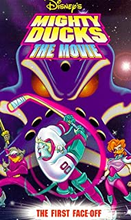 Mighty Ducks: The Movie [VHS]