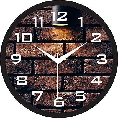 Archana Vintage Them Wall Analogue Clock