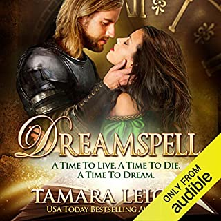 Dreamspell audiobook cover art