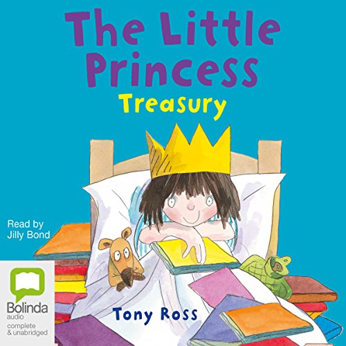 The Little Princess Treasury cover art