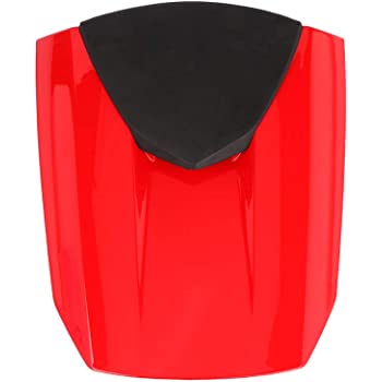 An Xin Motorcycle Black Rear Seat Cowl Passenger Pillion Fairing Tail Cover For Honda CBR500R 2013-2015