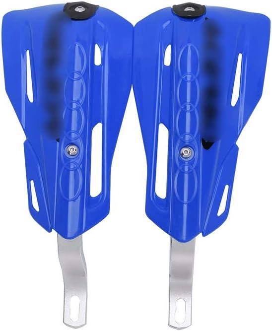 Dirt Bike Handguards Hand Guards 7//8 22mm and 1 1//8 28mm with Universal Mounting Kits for Yamaha YZ80 YZ85 YZ125 YZ250 YZ250F KTM Honda Kawasaki Suzuki Motocross Blue