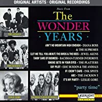 Music From The Wonder Years: Party Time (1983-93 Television Series)
