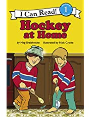 I Can Read Hockey Stories: Hockey at Home (I Can Read! Level 2)