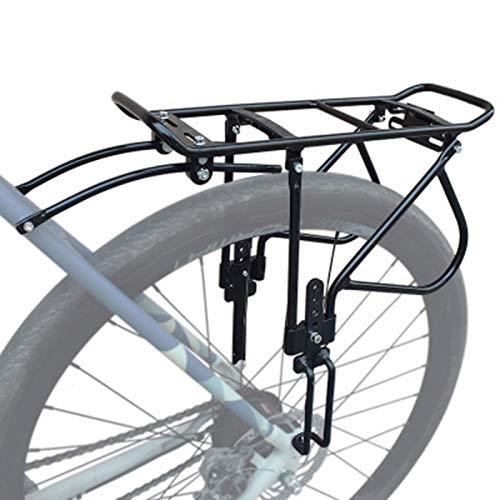 Portaequipajes para Bicicletas Posterior De La Bici Estante Con Tornillo De Bicicletas Portador De Soportes De Aleación De Aluminio De Bicicletas Del Soporte Trasero De Bicicletas De Montaña Por Carre