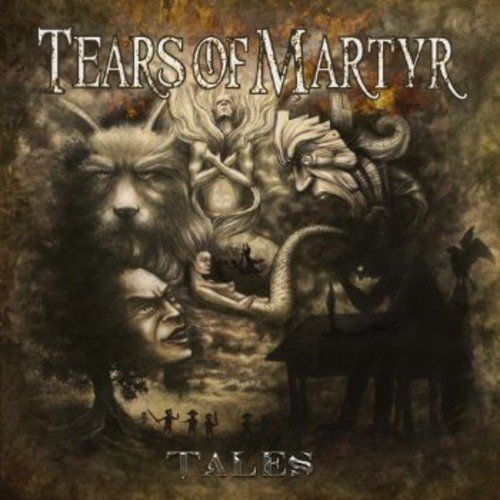 Tears of Martyr: Tales (Audio CD (Compilation))