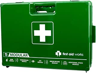 Modular First Aid Kit T3 Hard Case Wall Mount
