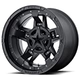 XD Series by KMC Wheels XD827 RS3 Matte Black Wheel (20x9/5x114.3, +18mm Offset)
