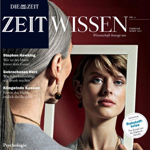 ZeitWissen: Februar/März 2011 Titelbild