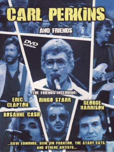 Carl Perkins and friends [IT Import]