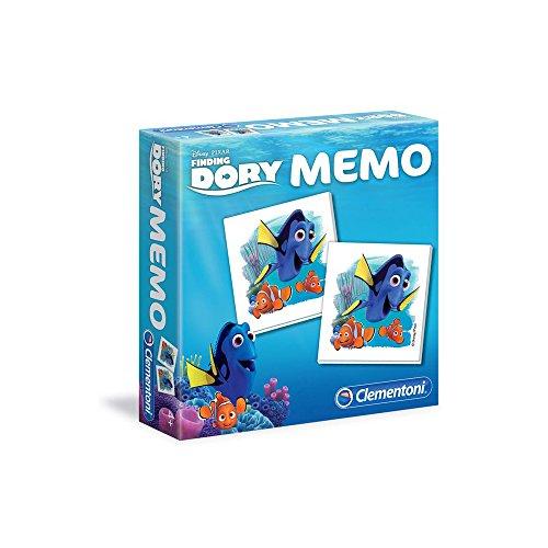 Clementoni-13198 Los Pingüinos De Madagascar Memo Finding Dory, (13198.3)
