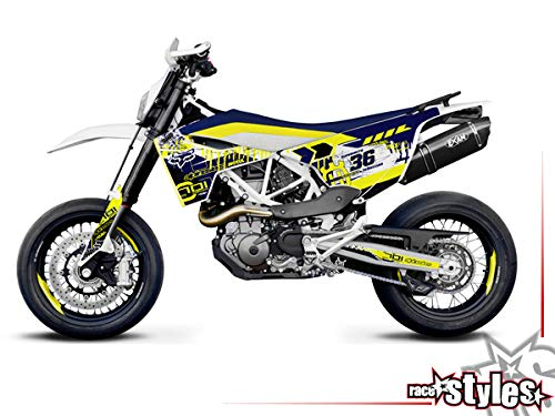 Husqvarna 701 Sticker Kit