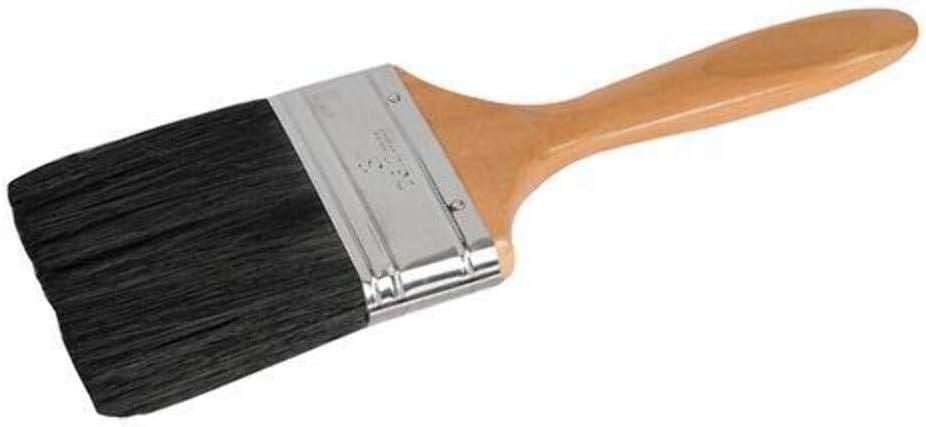 Silverline 306432 Pure Bristle Paint Brush 50mm 2