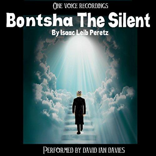 Bontsha the Silent audiobook cover art