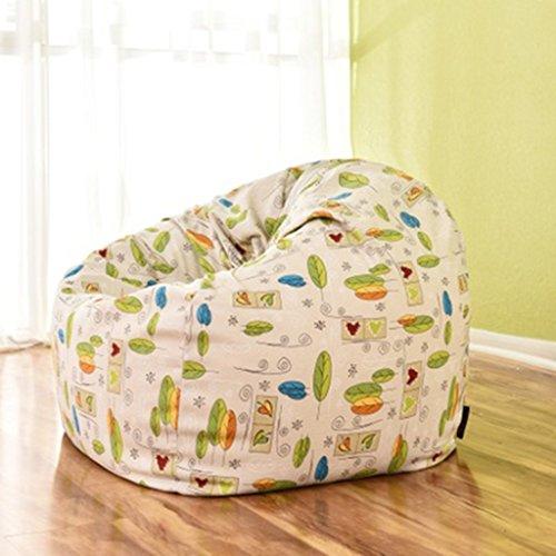 Sofa Détachable Simple Lazy90cm (Couleur : C, Taille : 90cm)