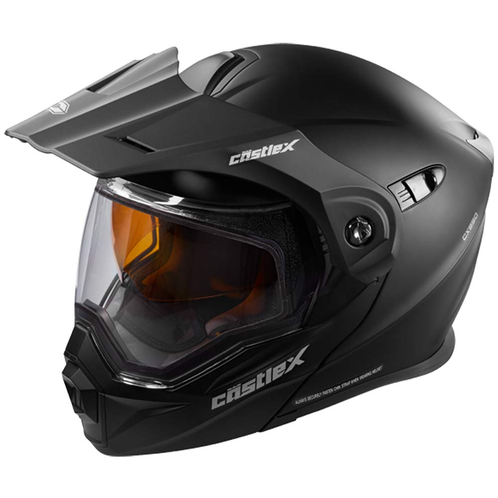 Castle EXO CX950 Modular Snowmobile Helmet