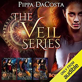 The Veil Series (Books 1-3): A Muse Urban Fantasy cover art