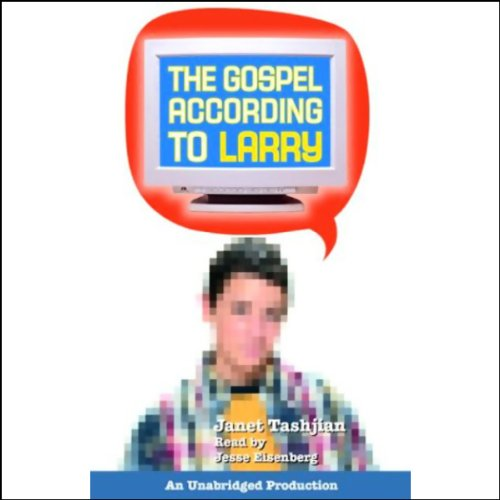 The Gospel According to Larry audiobook cover art