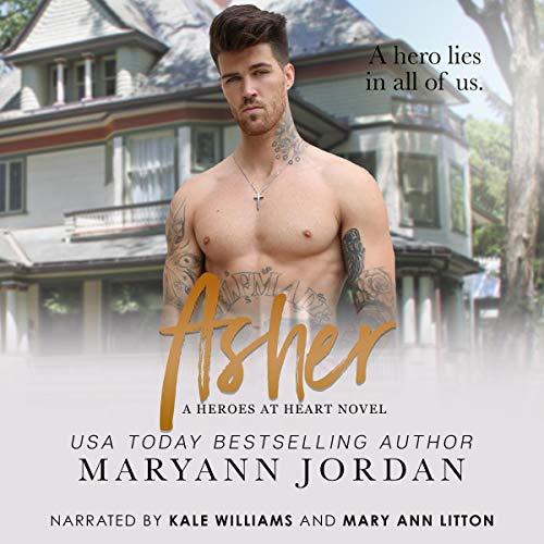 Asher cover art