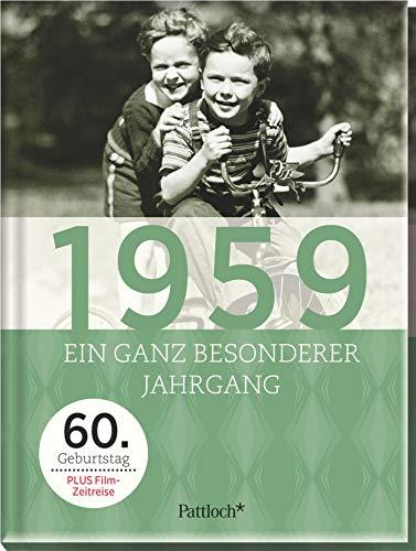1959: Ein ganz besonderer Jahrgang - 60. Geburtstag