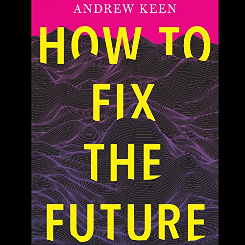How to Fix the Future audiobook cover art