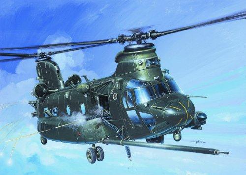 Italeri 1218S 1/72 MH-47 E SOA Chinook