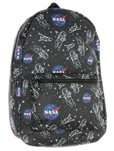 Mochila de la Nasa astronauta Imprimir