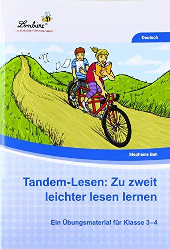 Tandem-Lesen: Zu zweit leichter lesen lernen (PR): Grundschule, Deutsch, Klasse 3-4