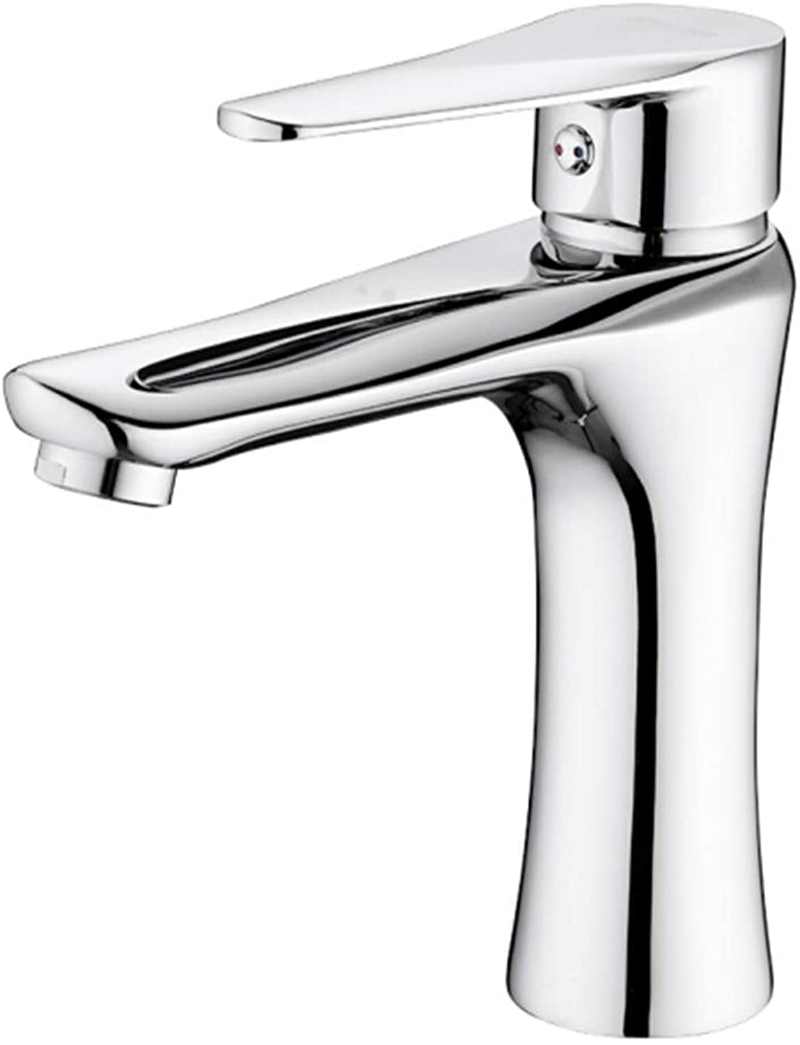 Kitchen Faucet Tapstainless Steelkitchen Faucet Probathroom Basin Faucet Copper Hot and Cold Single Hole Faucet Toilet Sink Bathroom Cabinet Faucet