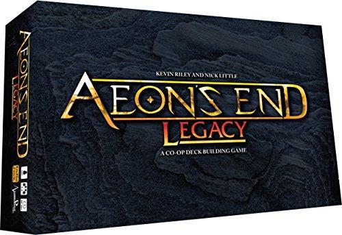 Indie Board & Card Games IBG0AEL1 Aeon's End: Legacy, Mehrfarbig
