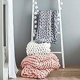 Zoom IMG-2 macabolo coperta lavorata a maglia