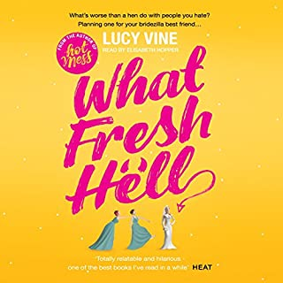 What Fresh Hell cover art
