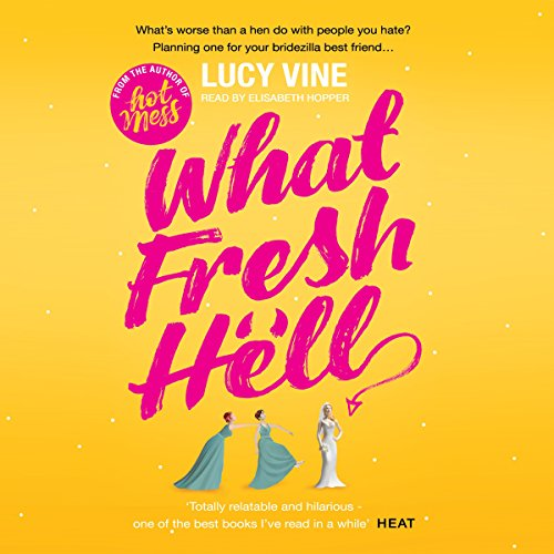 What Fresh Hell Audiobook By Lucy Vine cover art