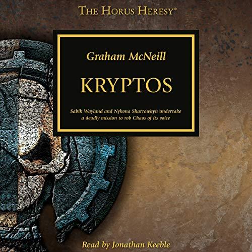 Kryptos cover art