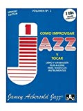 AEBERSOLD J. - COMO TOCAR JAZZ E IMPROVISAR #AND##43;CD ESPAÑOL
