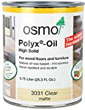 Osmo Polyx-Oil - 3031 Clear Matte - .75 Liter