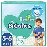 Pampers Splashers Einweg-Schwimmhose - Größe 5/6 (14kg +)