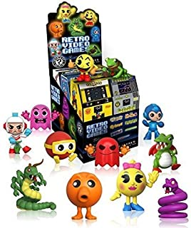 Funko Mystery Mini: Retro Games Series 1 One Toy Figures