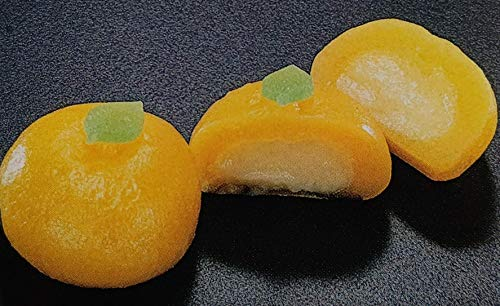 冷凍和菓子 花餅 カスタードみかん 15個 業務用 冷凍