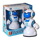 SMUOO Interactivo Compañero Robots Giro 360 ° Musical Bailando Robot, Bots...