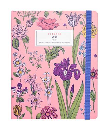 Agenda 2019/20 SV Premium Flowers 20x16 cm