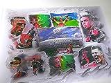 ALLIANZ-ARENA und diverse FC Bayern-Stars als Kunstdruck