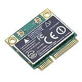 Diyeeni WiFi Card Dual Band 2.4G/5Ghz Network Card 433Mbps Bluetooth 4.2 WiFi Mini PCI-E Wireless Card,Compatible with Desktop,Laptop,Industrial Control Board etc