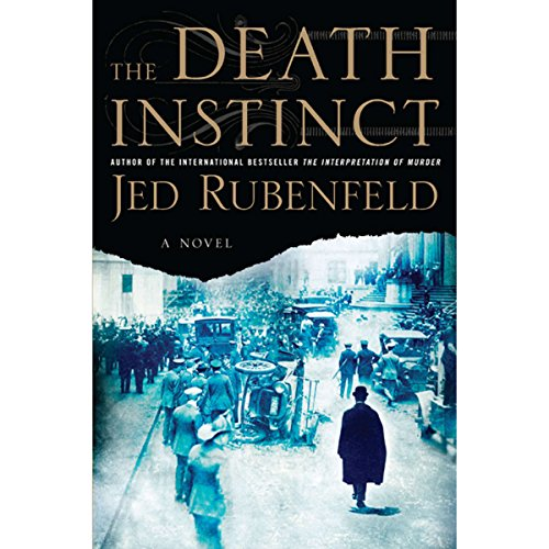 The Death Instinct audiobook cover art